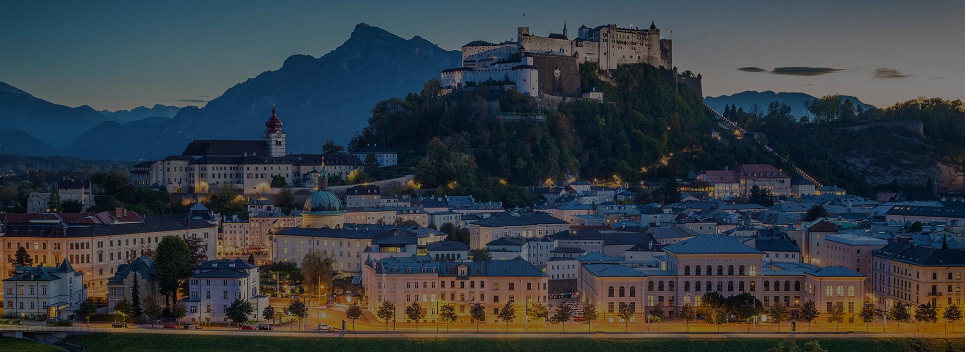 Putujte sa UNILENS za Austriju - Salzburg tokom cele godine