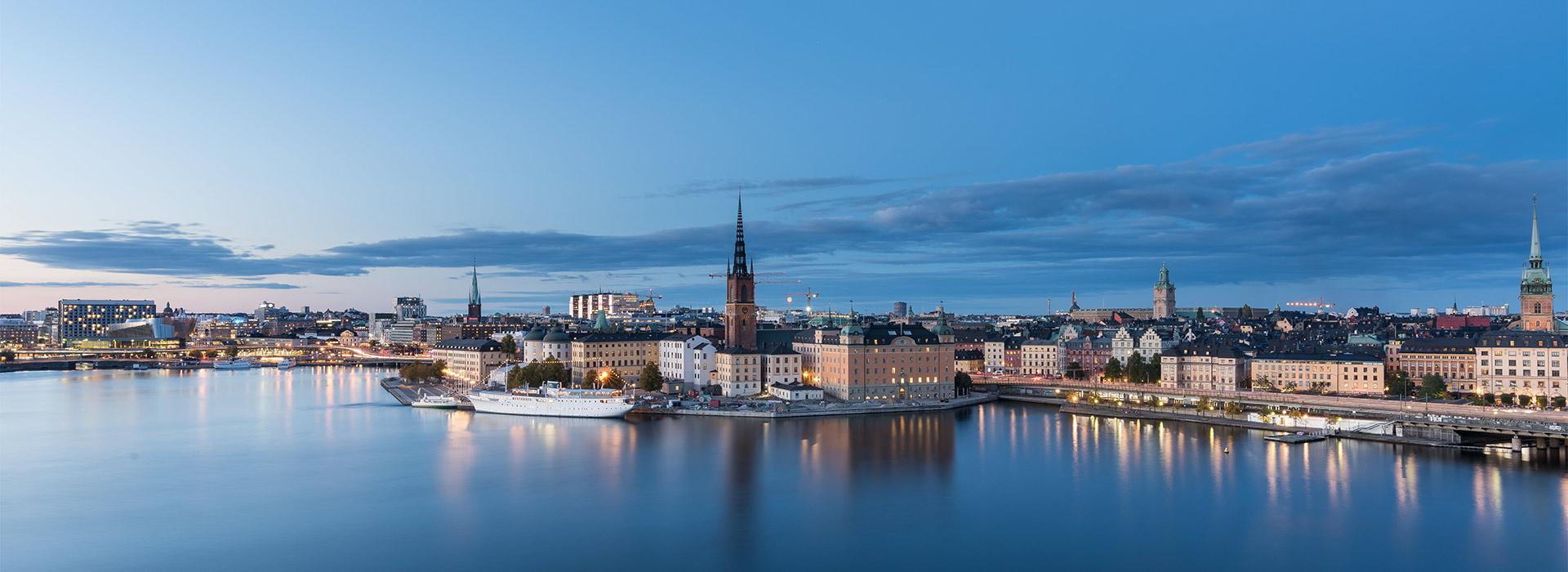 UNILINES čini duga putovanja za Štokholm i Kopenhagen udobnim